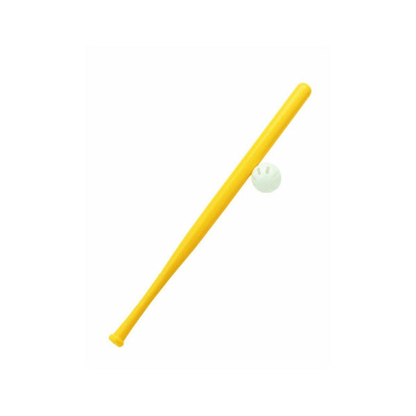 "Wiffle® 1001 Perforated Plastic Baseball & 32"" Plastic Bat Set"