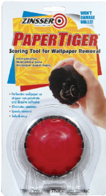 Zinsser 02966 Paper Tiger Wallcovering Scoring Tool