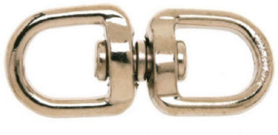 Campbell® T7640322 Round Eye Swivel, Double End 1""