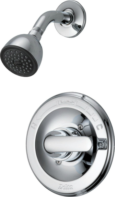 Delta 132900 Monitor® Single Handle Shower Faucet, Chrome