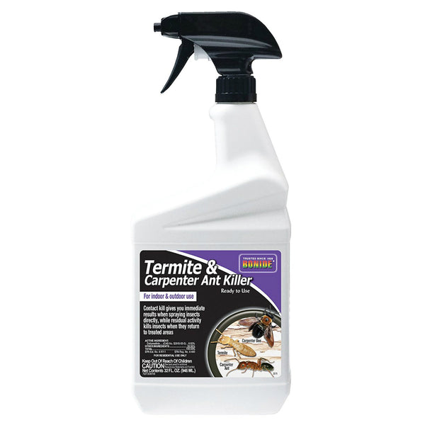 Bonide® 371 Termite & Carpenter Ant Control, Ready to Use, 1 Qt