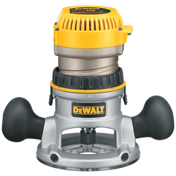 DeWalt® DW616 Heavy Duty Fixed Based Router Kit, 11A, 1-3/4 HP
