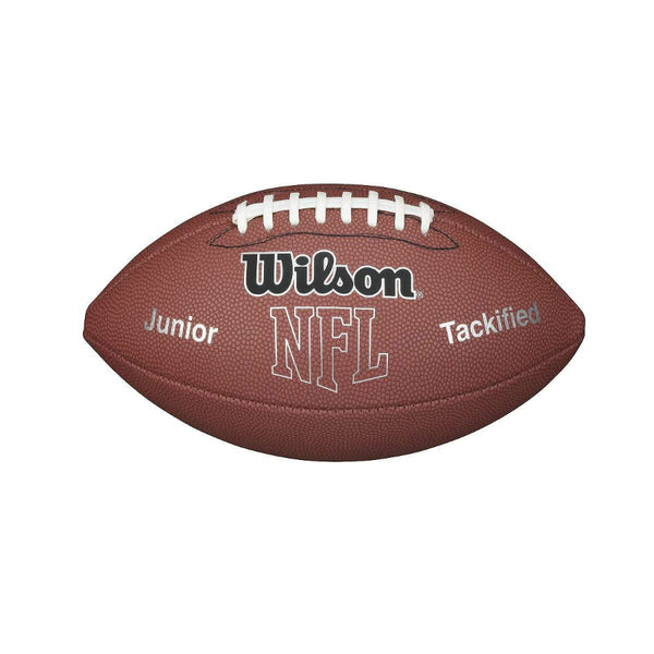 Wilson® WTF1414PT NFL MVP Junior Tackified Football w/ Pump & Tee, Junior Size
