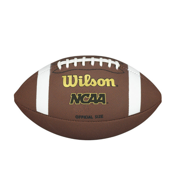 Wilson® WTF1661ID NCAA Official Composite Football for Ages 14 & Up