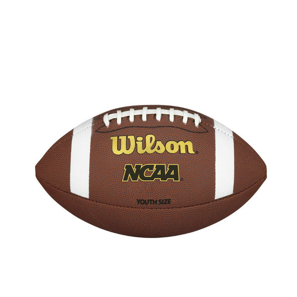Wilson® WTF1662ID NCAA TDY Pattern Composite Football, Youth Size