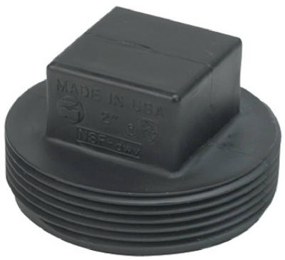 Male Pipe Thread Plug - 2""