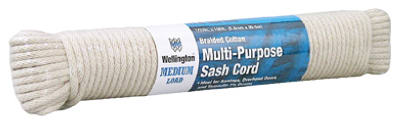 "Wellington 10208 Southgate Multi Purpose Sash Cord, 7/32"" x 100'"