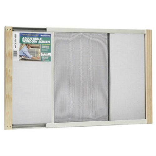 "Frost King AWS1533 Metal Rail Extension Window Screen, 15"" x 19"" - 33"""