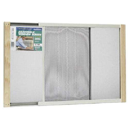 "Frost King AWS1537 Metal Rail Extension Window Screen, 15"" x 21"" - 37"""