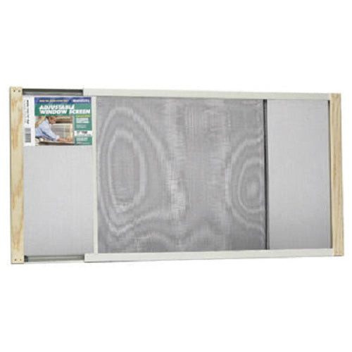 "Frost King AWS1545 Metal Rail Extension Window Screen, 15"" x 25"" - 45"""