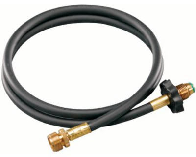 Coleman® 2000014877 High-Pressure Propane Hose & Adapter, 5'