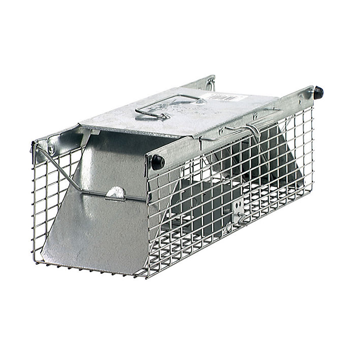 "Havahart® 1025 Small 2-Door Live Animal Cage Trap, 18"" x 5"" x 5"""