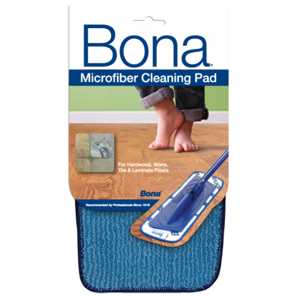 Bona® AX0003053 Microfiber Cleaning Pad with Velcro Attachment