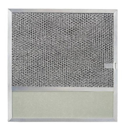 "Broan BP57 Aluminum Range Hood Filter with Light Lens, 11-3/8"" x 11.75"""