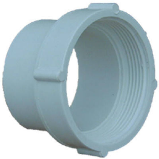 Genova 41659 Fitting Cleanout Body Sewer & Drain, 6""