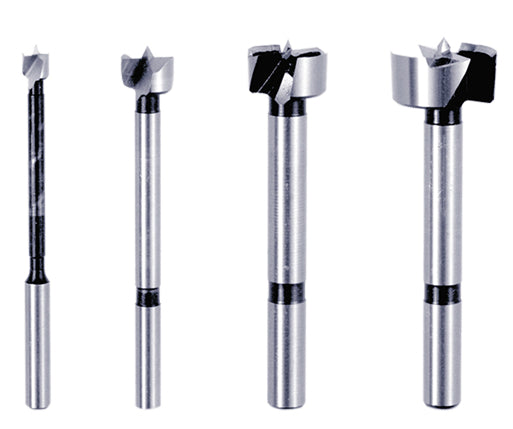Diablo FB-104 Frosher High Speed Steel Bit Set, 4-Piece