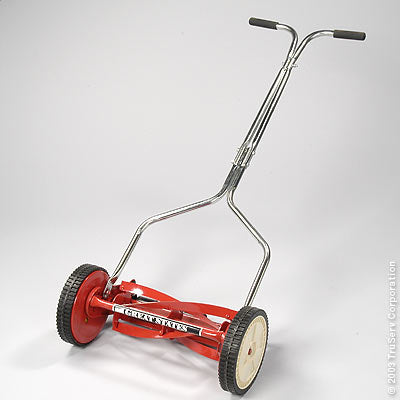 Great States 304-14 Economy Light Model Reel Mower, 14""