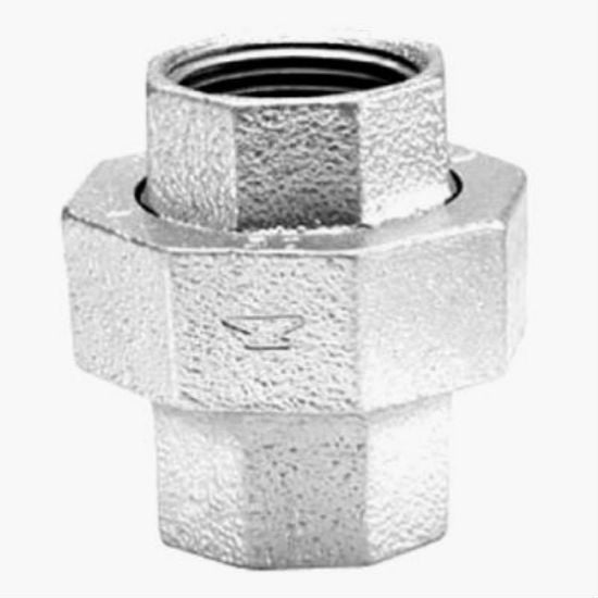 Anvil® 8700163556 Galvanized Union, #150, 1-1/4""