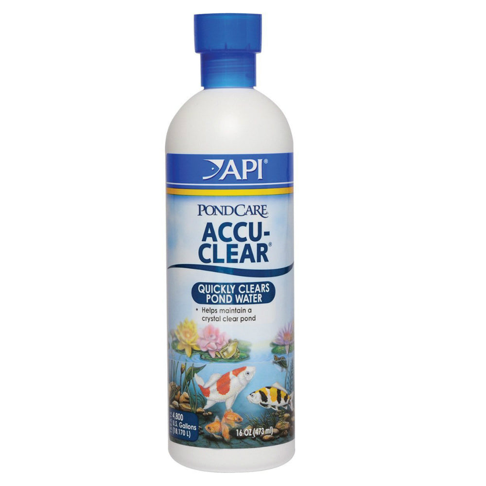 API® 142B PondCare® Accu-Clear® Water Clarifier, Treats 4,800 Gallon, 16 Oz