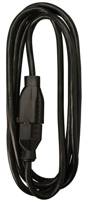 Master Electrician 02211ME Extension Cord, 16/3 SJOW, 13A, 10', Black