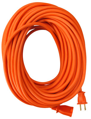 Master Electrician 02207ME Extension Cord, 16/2 SJTW, 13A, 25', Orange