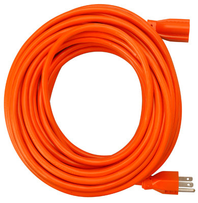 Master Electrician 02309ME Extension Cord, 16/3 SJTW, 10A, 100', Orange
