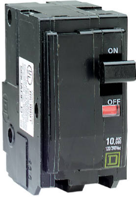 Double Pole Circuit Breaker 50 Amp