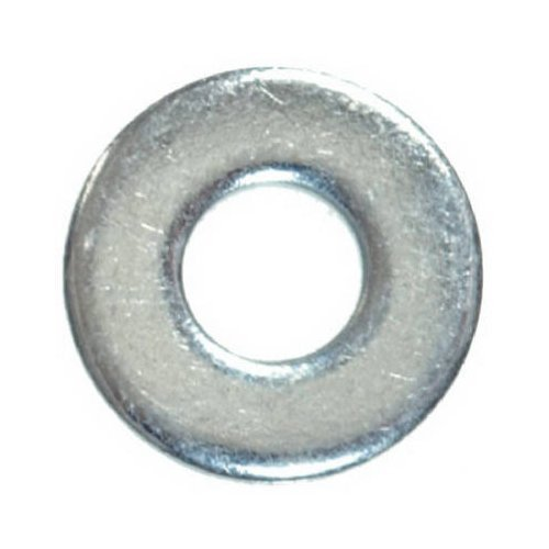 Hillman Fasteners 280056 Sae Flats Washer, 1/4'', Zinc Plated Steel