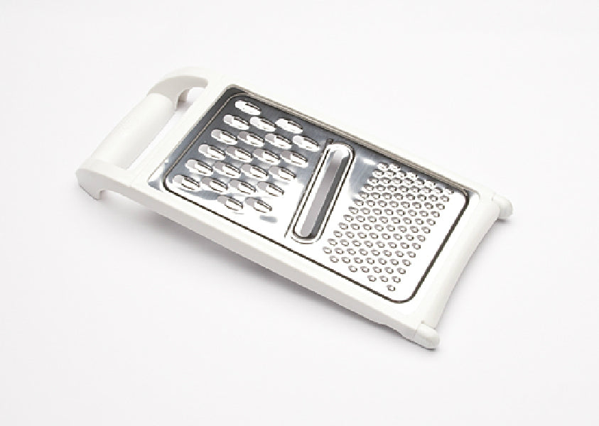 Good Cook™ 15610 Stainless Steel Flat Grater, 10""