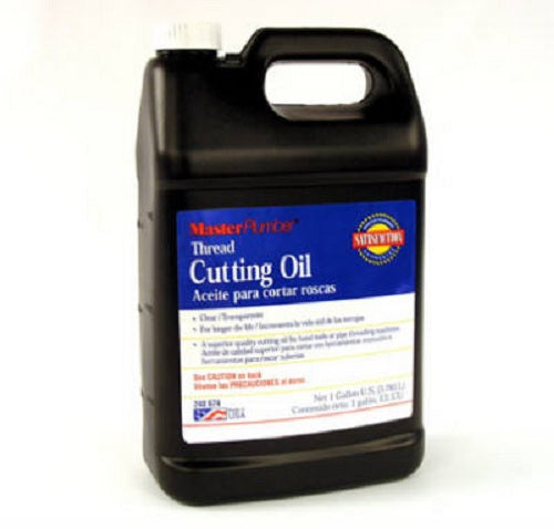 Master Plumber 016155 Thread Cutting Oil, Gallon