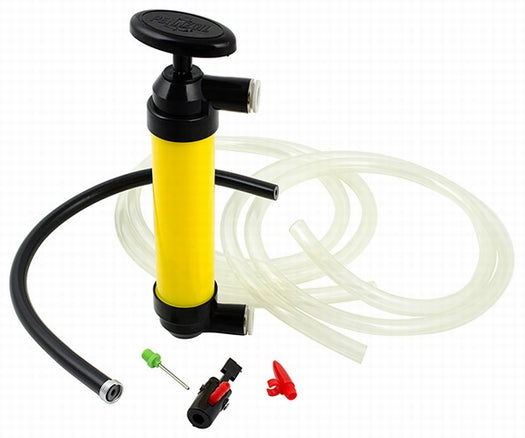 Custom Accessories 36667 Deluxe Siphon Pump with Crank Handle
