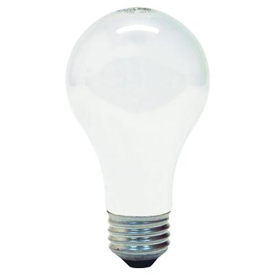 GE Lighting 10429 Medium Base A21 Incandescent Light Bulb, 150-Watt, Soft White