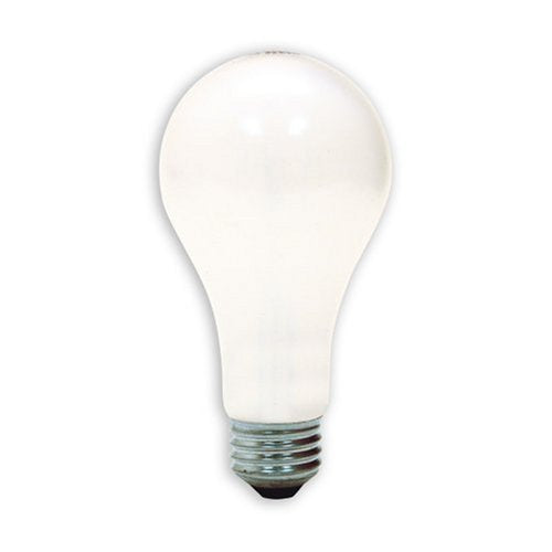 GE Lighting 97494 Incandescent A21 3-Way Light Bulb, Soft White, 50/100/150W