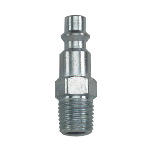 "Campbell Hausfeld MP2468 Series Industrial Style Plug, 1/4"" Male NPT"
