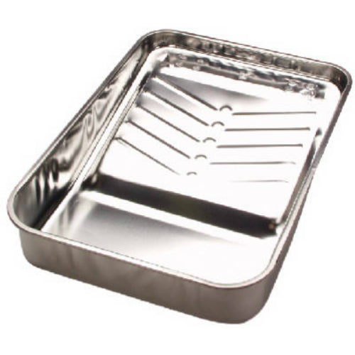 Linzer RM435 Metal Paint Tray, 1 Gallon
