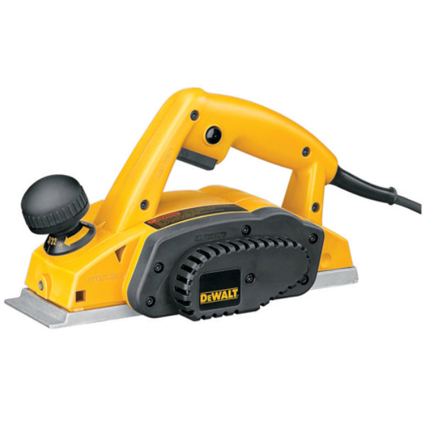 "DeWalt® DW680K Heavy Duty Planer Kit with 3/32"" Depth Of Cut, 15000 RPM, 7A, 3-1/4"""
