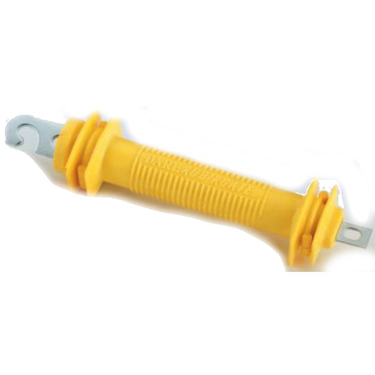 Dare 1247 RUB'RGATE Synthetic Rubber Gate Handle, Yellow