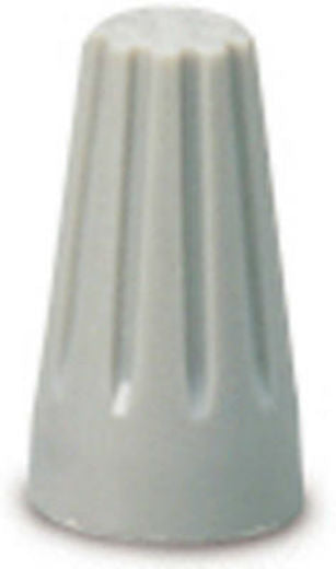 Gardner Bender 10-001 WireGard™ Screw-On Wire Connector, Gray