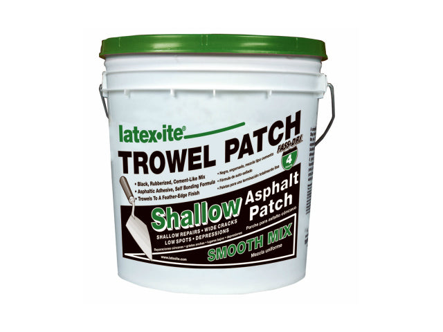 Latex-ite® 32051 Asphalt Repair Trowel Patch, 2-Gallon