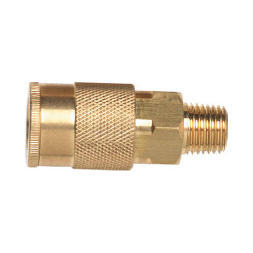 "Campbell Hausfeld MP3234 Series Industrial Style Coupler, 1/4"" Male NPT"