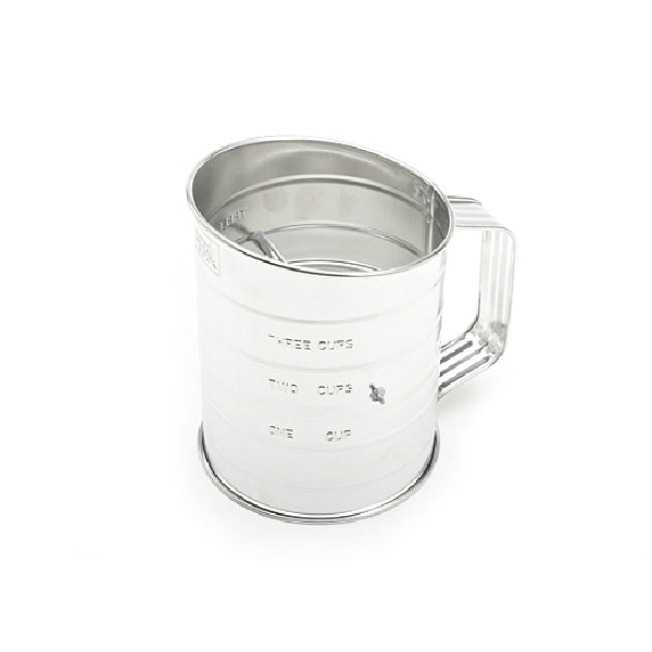 Good Cook™ 24302 Flour Sifter, Tin, 3 Cup