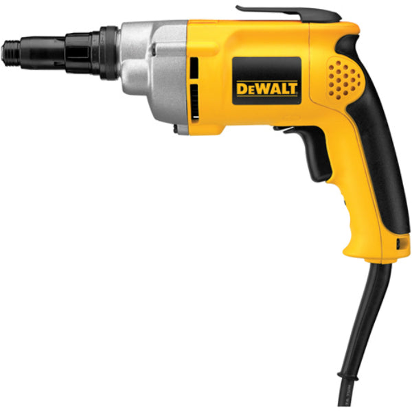 DeWalt® DW268 Heavy Duty VSR Versa-Clutch™ Screwdriver, 2500 RPM, 6.5A