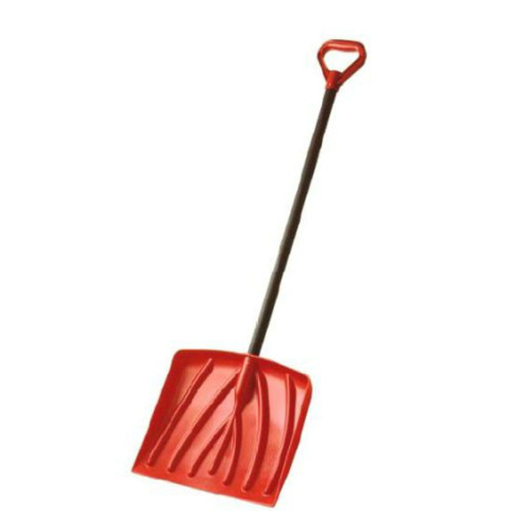 Suncast® SK4000 Kid's Snow Shovel with Bright Red Resin Blade