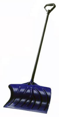 "Suncast SP1400 Poly Snow Pusher, 20"" x 10"""