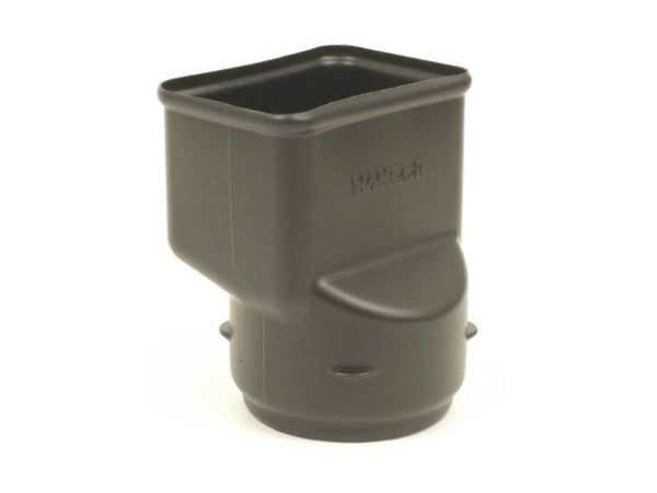 "ADS® 0464AA Downspout Adapter, 2"" x 3"" x 4"""