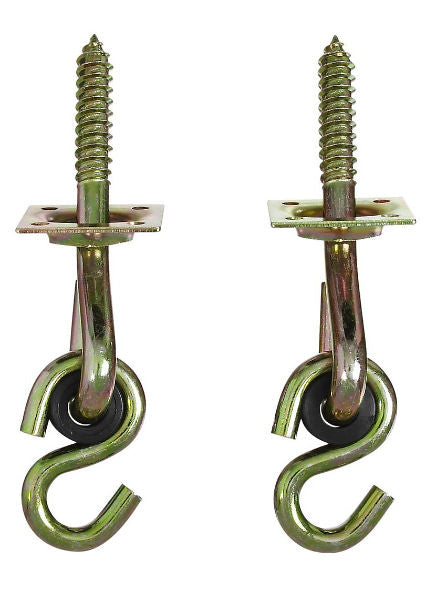National Hardware® N264-069 Lag Screw Swing Hook Kit, 2-Pack