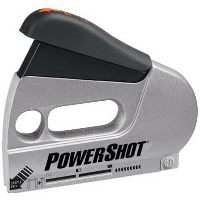 Arrow Fastener 5700 PowerShot Heavy Duty Staple & Nail Gun