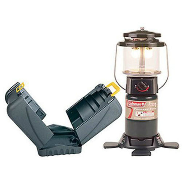 Coleman® 2000004176 Deluxe PerfectFlow™ Lantern with Hard Carry Case