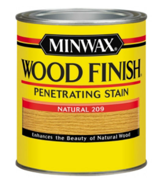 Minwax® 70000 Wood Finish™ Penetrating Wood Stain, Natural (209), 1 Qt
