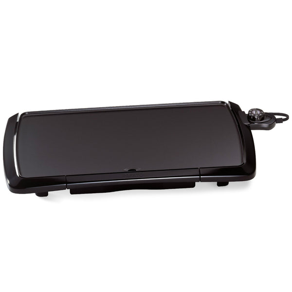 "Presto® 07030 Cool Touch Electric Griddle, 20"", 120V AC, 1500W"